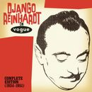 Pochette Django Reinhardt on Vogue - Complete Edition (1934-1951)