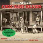 Pochette Definitive Chicago Blues