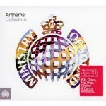 Pochette Anthems Collection