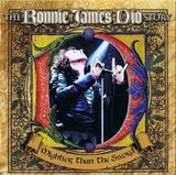 Pochette Mightier Than the Sword: The Ronnie James Dio Story