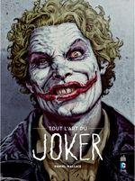 Couverture Tout l'art du Joker