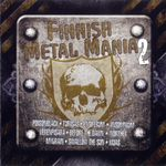 Pochette Finnish Metal Mania 2