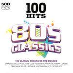 Pochette 100 Hits: 80s Classics