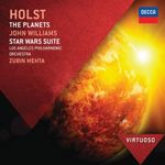 Pochette Holst: The Planets / Williams: Star Wars Suite