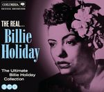 Pochette The Real... Billie Holiday