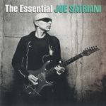 Pochette The Essential Joe Satriani