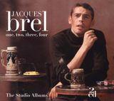 Pochette One, Two, Three, Four: The Studio Albums