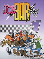 Couverture Joe Bar Team, tome 1