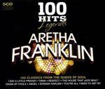 Pochette 100 Hits Legends: Aretha Franklin