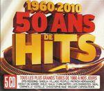 Pochette 1960-2010 : 50 ans de hits