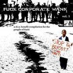 Pochette Fuck Corporate Wank, Volume 1