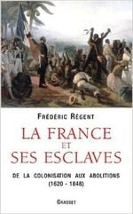 Couverture La France et ses esclaves