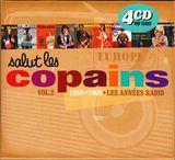 Pochette Salut les copains : 1959-1969 : Les Années radio, Volume 2