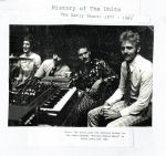 Pochette History of the Units - The Early Years: 1977-1983