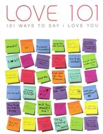 Pochette Love 101: 101 Ways to Say I Love You