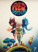 Jaquette Red Goddess : Inner World