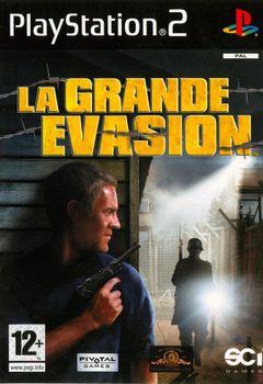 Jaquette La Grande Evasion