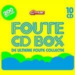 Pochette Foute CD Box - De Ultieme Foute Collectie