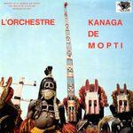 Pochette L'Orchestre Kanaga De Mopti