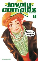 Couverture Lovely complex