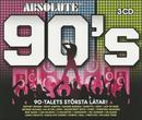 Pochette Absolute 90's