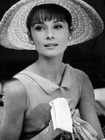 Photo Audrey Hepburn