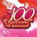 Pochette 100 chansons d'amour