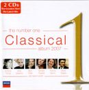 Pochette The Number One Classical Album 2007