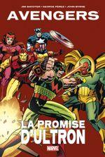 Couverture Avengers : La Promise d'Ultron
