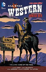 Couverture End of the Trail - All-Star Western, tome 6