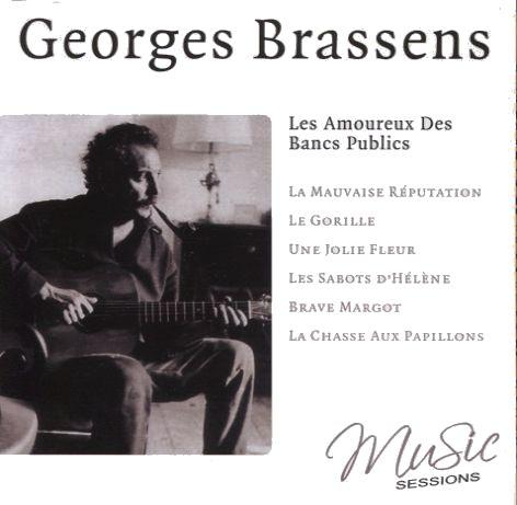 Les Amoureux Des Bancs Publics Georges Brassens Senscritique
