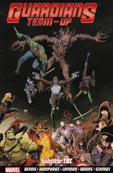 Couverture Guardians Team-Up, tome 1