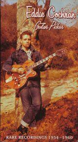 Pochette Guitar Picker: Rare Recordings 1954-1960