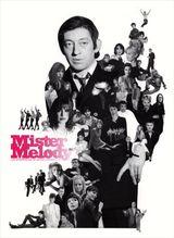 Pochette Mister Melody : Les Interprètes de Serge Gainsbourg
