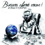 Pochette Brassens chante encore ! Un hommage de la nouvelle vague