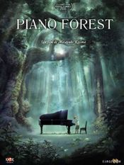 Affiche Piano Forest