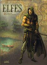 Couverture L'Honneur des Elfes sylvains - Elfes, tome 2