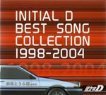 Pochette INITIAL D BEST SONG COLLECTION 1998-2004