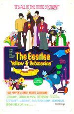 Affiche Yellow Submarine