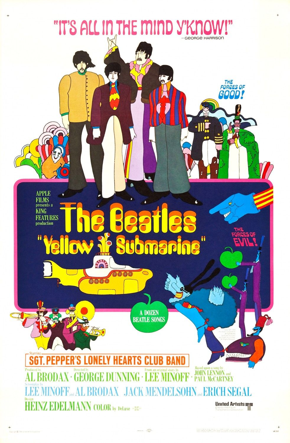 yellow submarine film