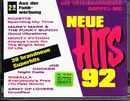 Pochette Neue Hits 92: Die internationale Doppel-CD