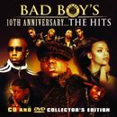 Pochette Bad Boy's 10th Anniversary... The Hits