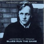 Pochette Blues Run the Game