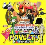Pochette The Golden Age of American Rock 'n' Roll: Special Novelty Edition