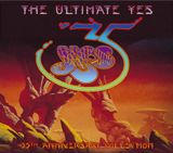Pochette The Ultimate Yes: 35th Anniversary Collection
