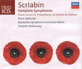 Pochette Complete Symphonies / Piano Concerto / Prometheus / Le Poème de l'extase