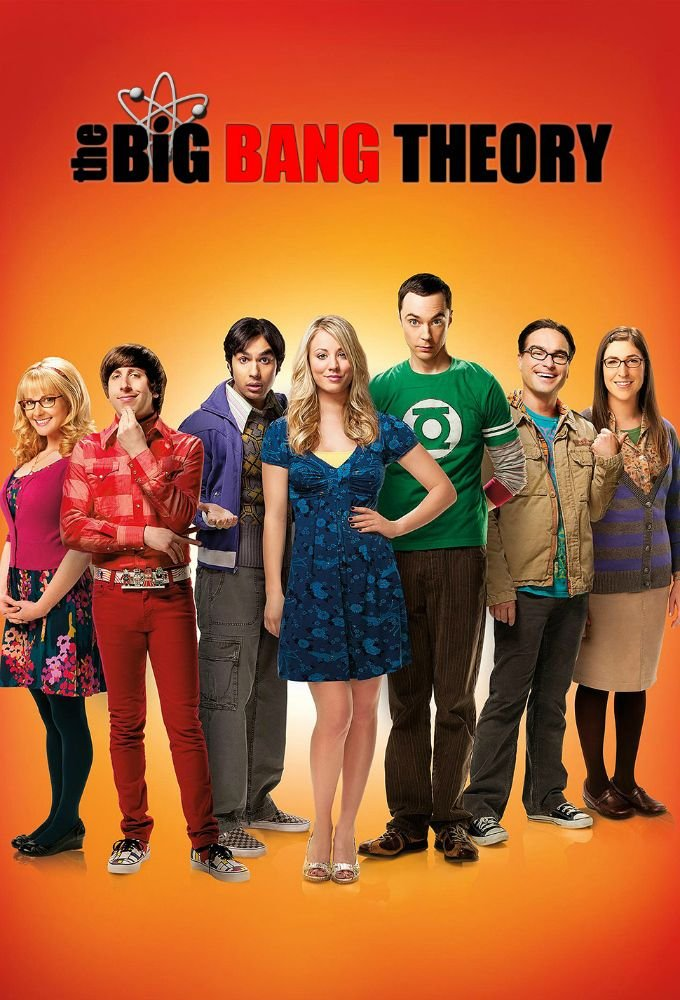 affiches posters et images de the big bang theory 2007. Black Bedroom Furniture Sets. Home Design Ideas