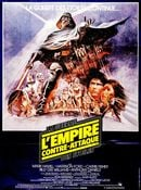 Affiche Star Wars : Épisode V - L'Empire contre-attaque