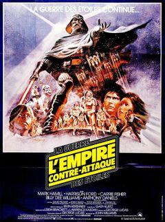 Affiche L'Empire contre-attaque