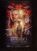Affiche Star Wars : Épisode I - La Menace fantôme